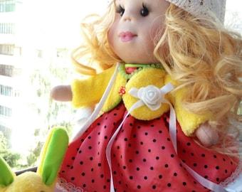 Hand-made Doll