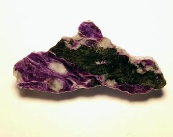 Natural Charoite Stone - 34 g.