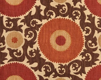 HUGE SALE!!!!,Fahri Clove, Braemore Fabric, Fabric By The Yard