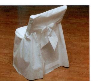 Joyfull disposable folding chair covers