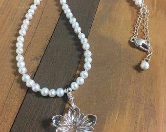 Snowflakes & Pearls!