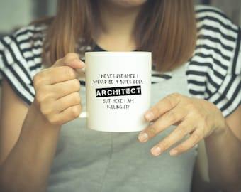 Architect Gift, Gift For Architect, Architect Mug, Architecture Student, Architect, Coffee Mug, Architect Coffee Mug, Architecture, Mug