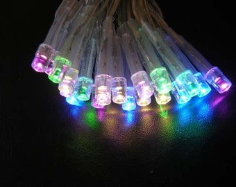 10m Multi-colour Battery Operated Fairy Lights Led String Lights Wedding Engagement Event Birthday Party Reception Ceremony Home Decoration