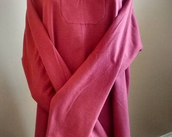 Large Red Tunic