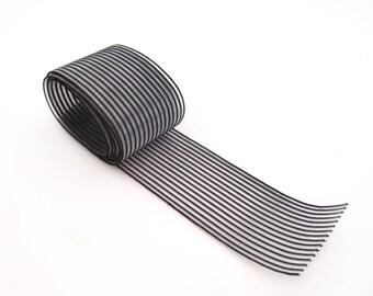 Shirring elastic flat 50 mm
