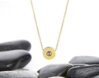 Yin Yang Jewelry, Yin Yang Necklace, Yin Yang, Ying Yang, Yin Yang Pendant, Yin Yang Charm, Yoga Jewelry, Yoga Necklace, Zen Necklace