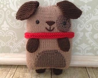 Amigurumi Knit Puppy Pattern Digital Download