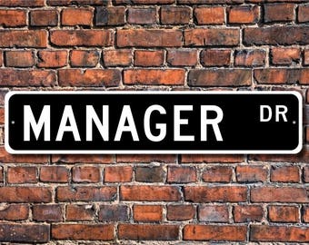 Manager, Manager Gift, Manager Sign, Management, Office Employee, Warehouse  Employee,