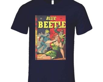 Blue Beetle - Oct T Shirt