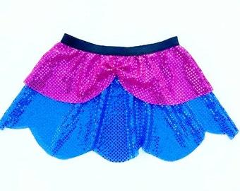 Princess Anna Inspired Running Skirt