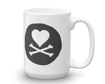 Pirate Print Shop Mug