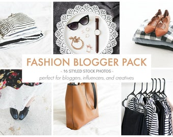 Styled Stock Photos | The Fashion Photo Pack | Blog stock photo, stock image, stock photography, blog photography