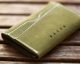 Minimalist Wallet, Leather Wallet, Slim Wallet