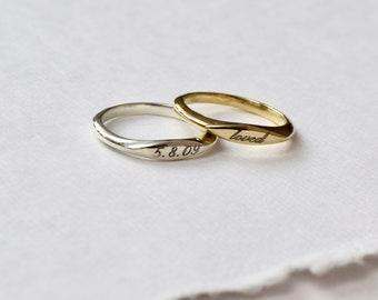 Signet Ring Women Gold Signet Ring Silver Signet Ring 14k Signet Ring Eye Ring