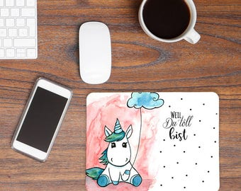 Mousepad Unicorn Adage MP23