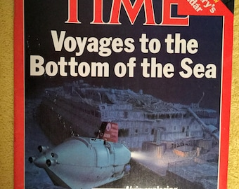 Time magazine, August 11, 1986