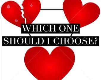 Love Triangle Tarot Reading Who should I choose?
