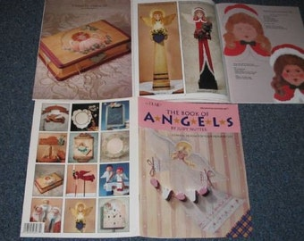 Book of Angels Decorative and Tole Painting Book