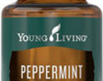 Peppermint Essential Oil 15 ml Bottle