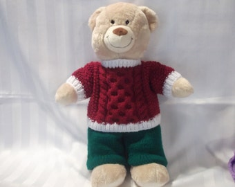2 piece outfit for a bear