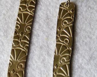 Earrings - 925 Sterling Silver - Hallmarked