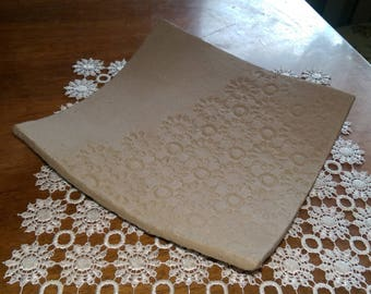Decoration plat