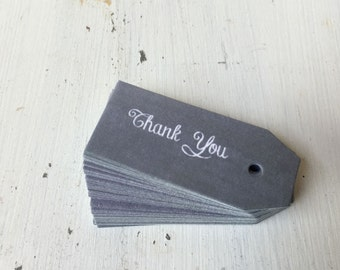 50 Chalkboard  Favor Tags, Blackboard Favor Tags, Rustic Barn Country Favor Tags, Wedding Gift Tags