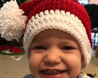 Santa Hat with optional beard