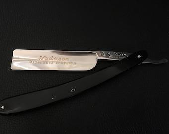 Japanese straight razor Hadoson. Shave ready!