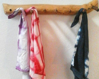 Coat rack / Tree rack/  Reclaimed wood Waldorf style / Wiwiurka Coat Rack