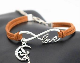 Fairy Infinity Bracelets