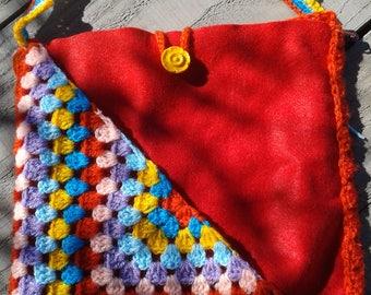 Beautiful multicolor bag