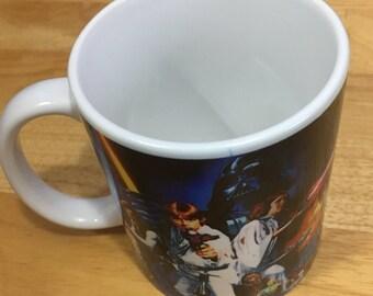 Star Wars 11 oz mug