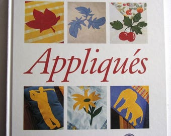 Book new - patterns for APPLIQUES by Marie k.
