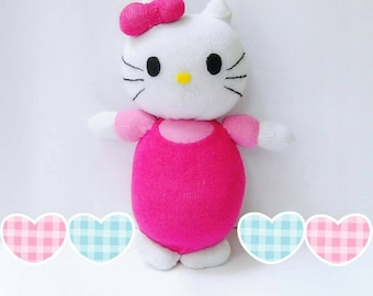 Hello Kitty Sock Doll
