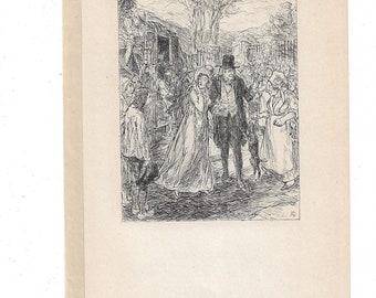 etching John Sloan