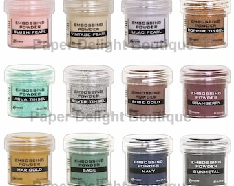 New 2018 Colors of Ranger Embossing Powder - 1 oz. Jar - CHOOSE A COLOR!