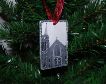 Ornament - St. Maurice Church, Chicago, Illinois