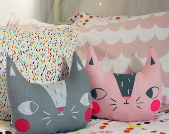 Cat Cushion Pillow