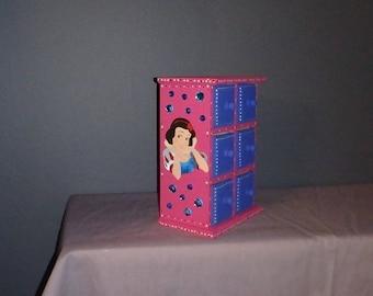 Snow White Disney Personalized Jewelry Keepsake Box