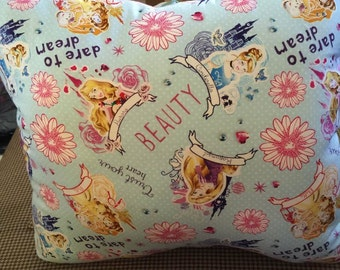 Dare to Dream Beauty pillow