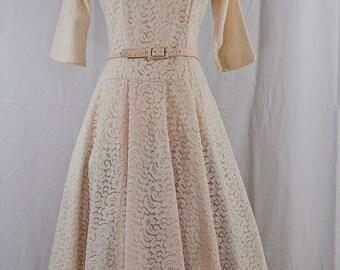 1950's Pretty in Pink || Jonathan Logan || xsmall-small ||