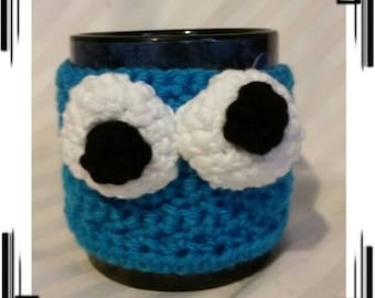 Cup cozy,  C is for Cookie