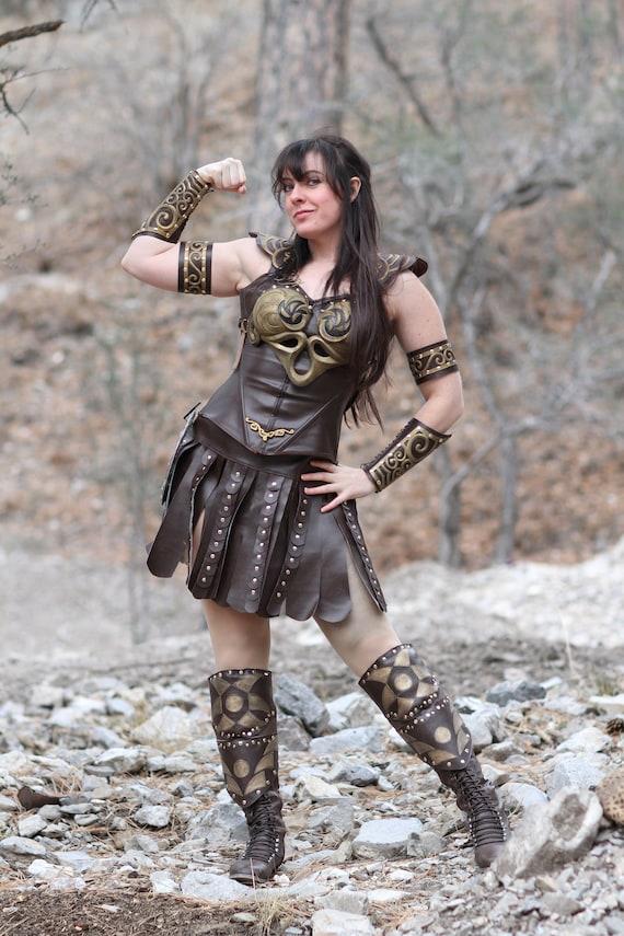 Xena warrior princess costume solutioingenieria Gallery