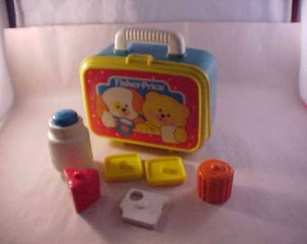 Fisher Price Toys Lunch Pail Activity Toy
