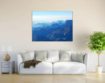 Gallery wrap canvas, southwest photography, Grand Canyon, photo canvas, wall art, large art, home decor