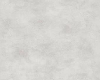Shadow Play 513-K5, Very Light Gray Tonal, Maywood Studio, 100% Cotton (By YARD)~
