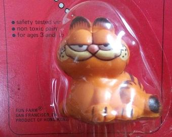 Vintage Garfield and Odie PVC Figures