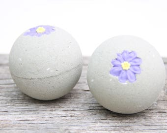 Bath Bombs, French Green Clay, Colored Bath Bomb, Spa Day, Home and Living, Gifts For Her, Mothers Day Gifts, Bridesmaids gifts, Party Favor