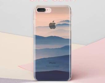 Phone Case iPhone 6 Case Hills Blue iPhone 6s Plus Case Fog iPhone 4 Case iPhone 4s Case Note 4 Case for Samsung Galaxy S6 Case CG1085
